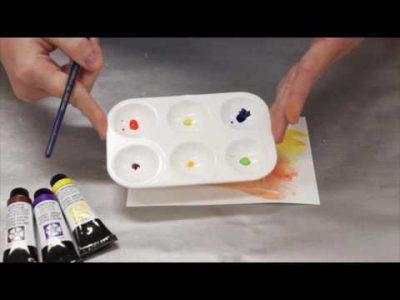 ep487 Watercolor Wash