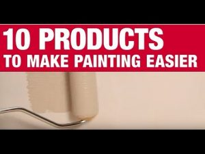 10 Products That Make Painting Easier
