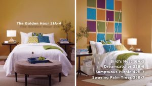 How To Patchwork a Wall