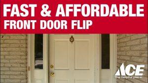 Fast & Affordable Front Door Flip
