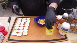 How To Smoke Deviled Eggs On The Traeger